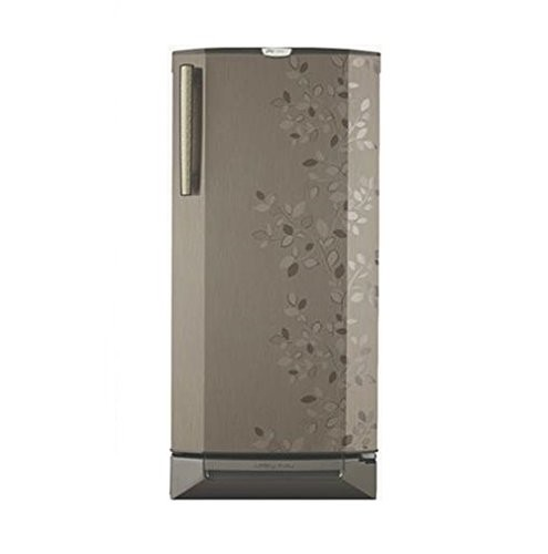 Godrej RD Edge Pro 210 PD 6.2 Direct-cool Single-door Refrigerator (210 Ltrs, 5 Star Rating, Carbon Leaf)