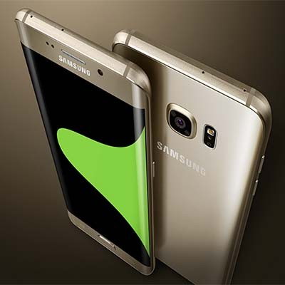 Samsung Galaxy S6 Edge Plus (32GB - Gold)