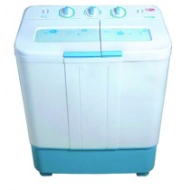 "Sansui Two tub washing machine + 22"" GLOBAL LED TV  +  Free Surprice Gift"