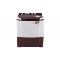 LG Wash 8Kg and Spin 6 Kg, (P8030SRAZ) 5 Star, Rust Free Body, Roller Jet Pulsator, Wind Jet Dry (2020 MODEL)
