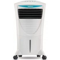 Symphony Hicool i 31-Litre Air Cooler with Remote (White)-For Medium room