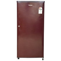 Panasonic 190 L 3 Star Direct-Cool Single Door Refrigerator (NR-A195RMP, Maroon)