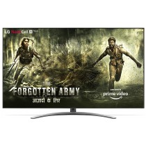 LG 139 cm (55 inches) 4K UHD Smart Nano-cell TV 55SM9000PTA (Black) (2019 Model)