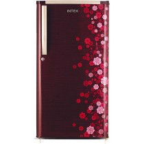 Intex RP1803GWB/RPI803GWP Direct-cool Single-door Refrigerator (180 Ltrs, 3 Star Rating, Burgundy)