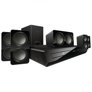 Philips Home Theatre Model HTS-3531