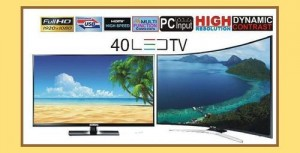 Global 40 Inch LED Television