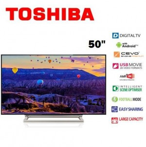 "Toshiba 50"" Smart LED TV"