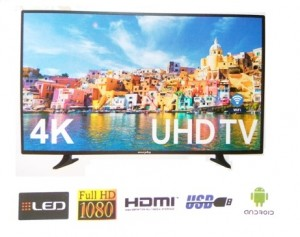 "Murphy LED Smart TV 4K 49"" / 124 cm"