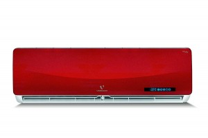 Videocon VSB53.RV1 -MDA Split AC (1.5 Ton, 3 Star Rating, Red)