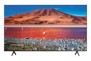 Samsung 125 cm (50 Inches) 4K Ultra HD Smart LED TV UA50TU7200KXXL (Titan Gray) (2020 Model)