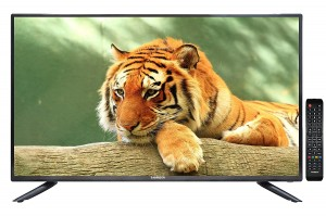 Harrison Global 109 cm Full HD LED TV (43 Inch, Black)